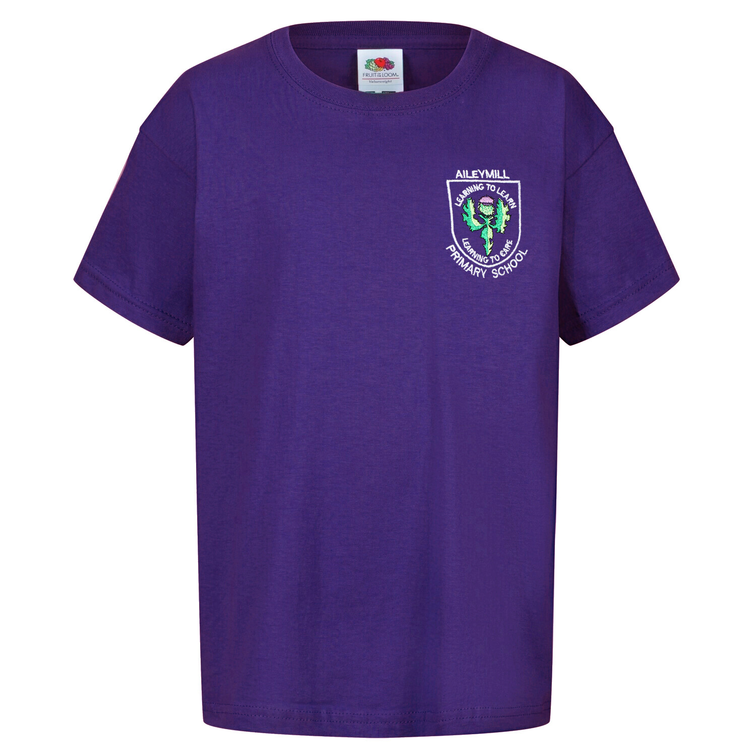 Aileymill Primary Staff T-Shirt (Unisex) (RCS5000)