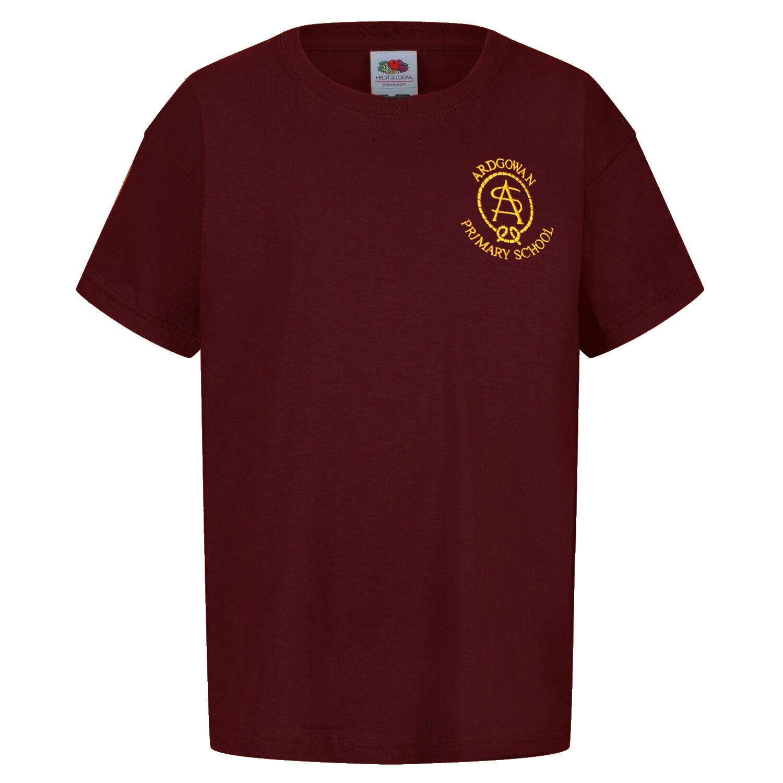 Ardgowan Primary Staff T-Shirt (Unisex) (RCS5000)