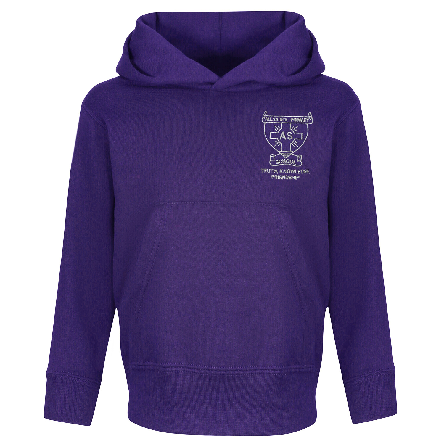 All Saints Primary Staff Hoody (Unisex) (RCSGD57)