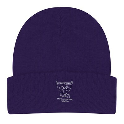 All Saints Primary Staff Wooly Hat