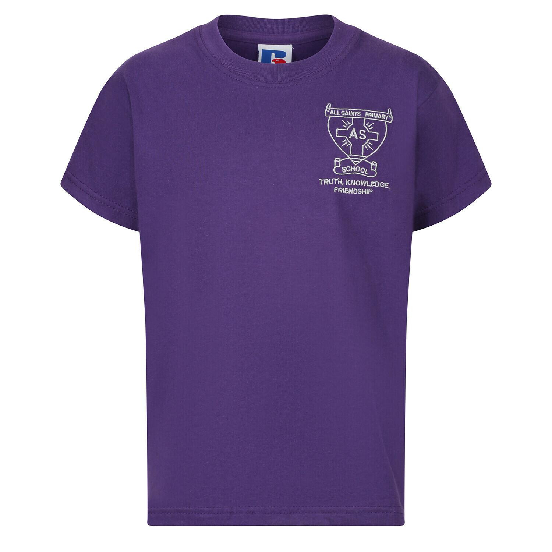 All Saints Primary Staff T-Shirt (Unisex) (RCS5000)
