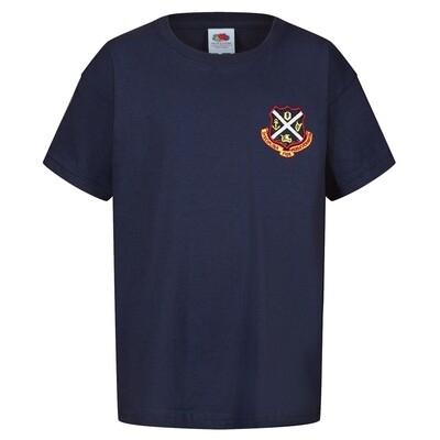 Dunoon Primary Staff T-Shirt (Unisex) (RCS5000)