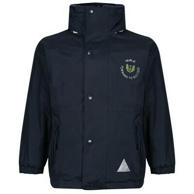 Fairlie Primary Staff Heavy Rain Jacket (Fleece lined)