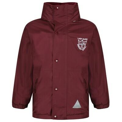 Lady Alice Primary Staff Heavy Rain Jacket (Fleece lined)