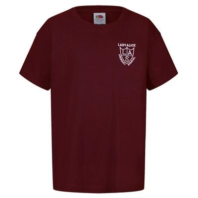 Lady Alice Primary Staff T-Shirt (Unisex) (RCS5000)