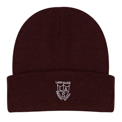Lady Alice Primary Staff Wooly Hat