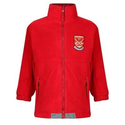 Largs Primary Staff Fleece (Unisex) (RCSRS36)