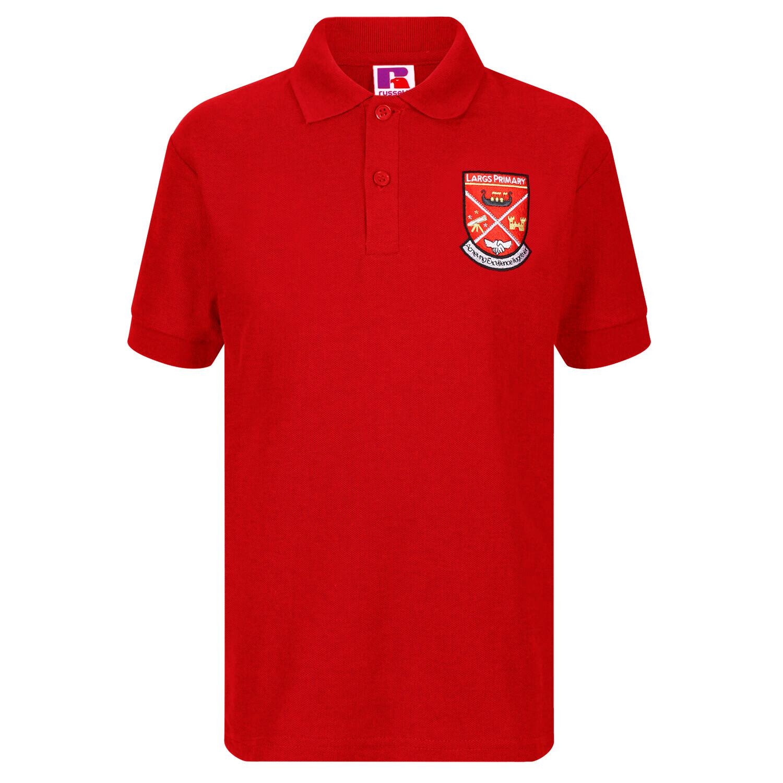 Largs Primary Staff Polo (Unisex) (RCS539M)