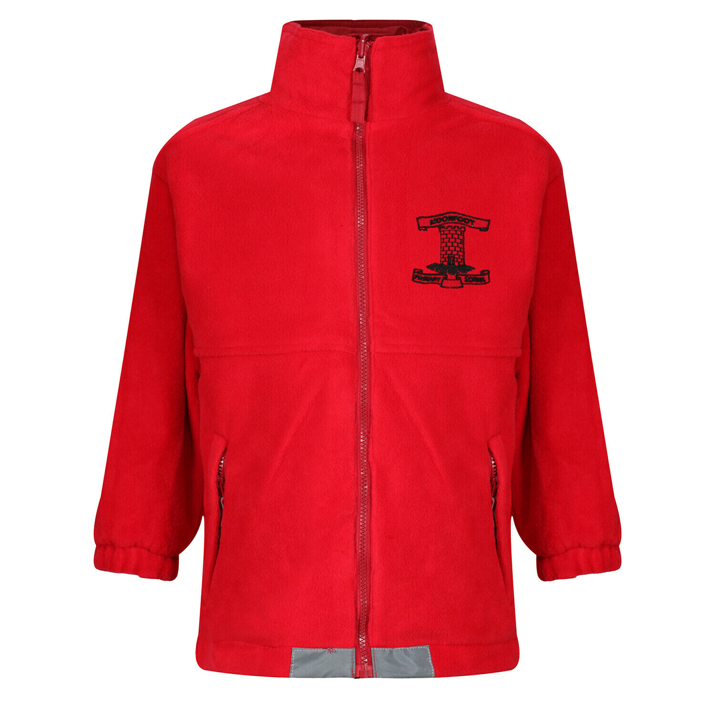 Moorfoot Primary Staff Fleece (Unisex) (RCSRS36)