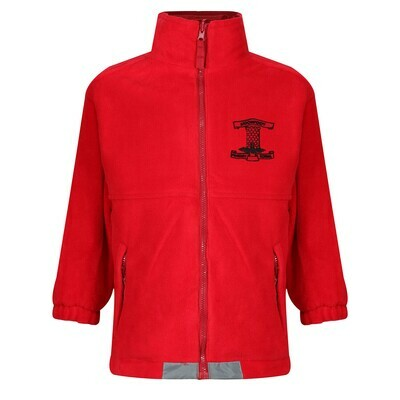 Moorfoot Primary Staff Fleece (Unisex) (RCSRS36)