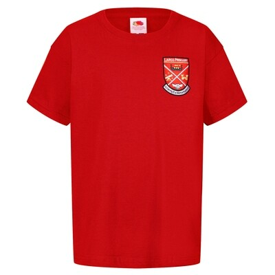 Largs Primary Staff T-Shirt (Unisex) (RCS5000)