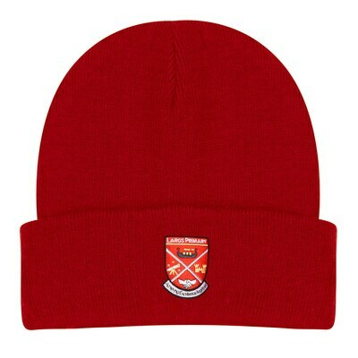 Largs Primary Staff Wooly Hat