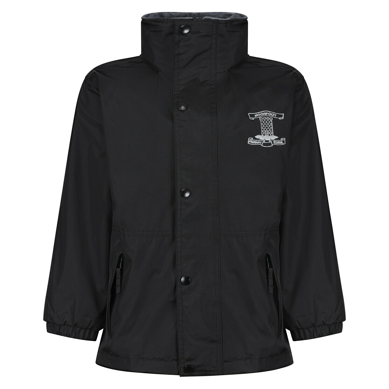 Moorfoot Primary Staff Heavy Rain Jacket (Fleece lined)