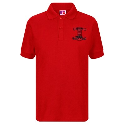 Moorfoot Primary Staff Polo (Unisex) (RCS539M)