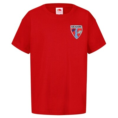 Newark Primary Staff T-Shirt (Unisex) (RCS5000)