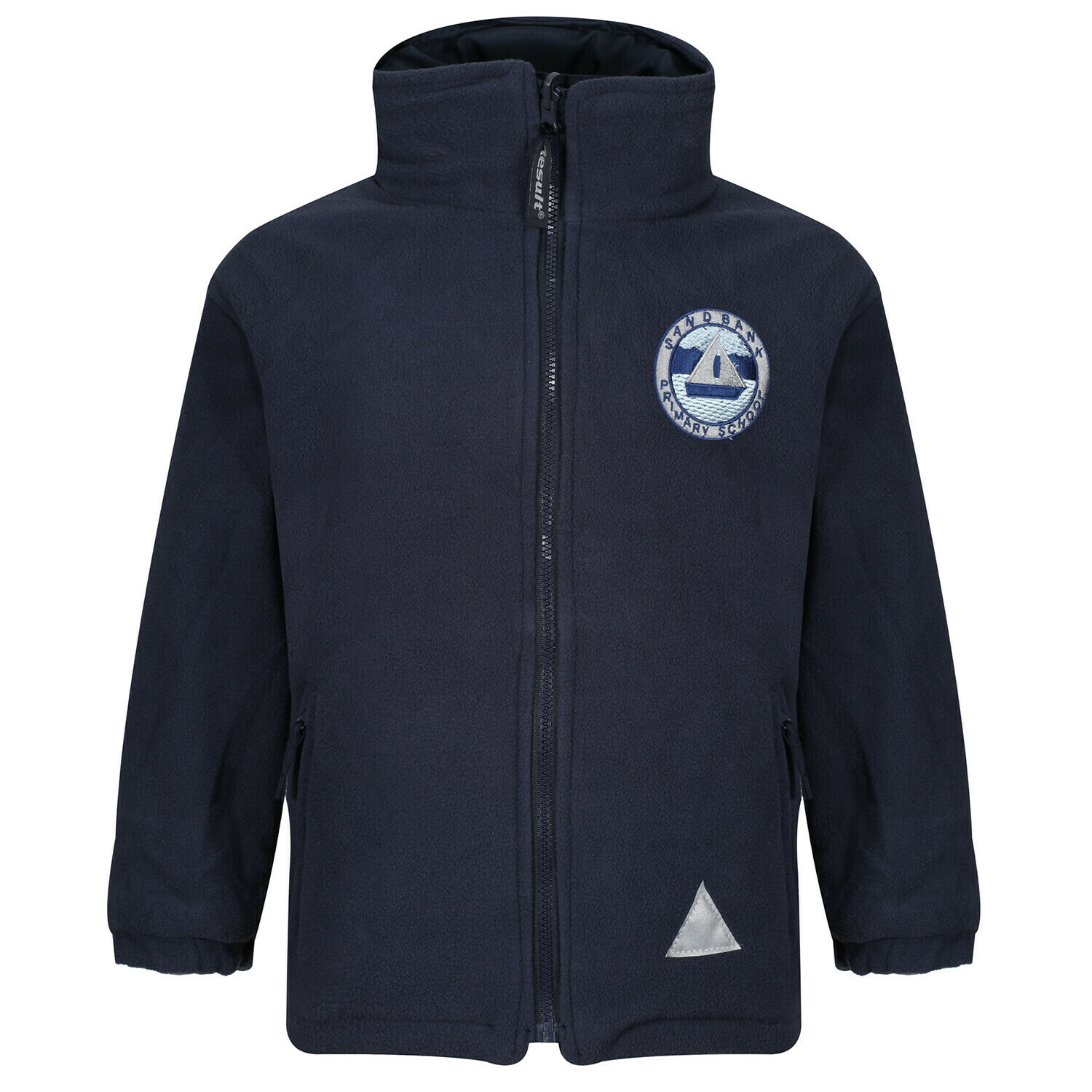 Sandbank Primary Staff Fleece (Unisex) (RCSRS36)