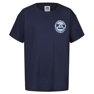 Sandbank Primary Staff T-Shirt (Unisex) (RCS5000)