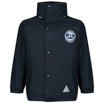 Sandbank Primary Staff Heavy Rain Jacket (Fleece lined)