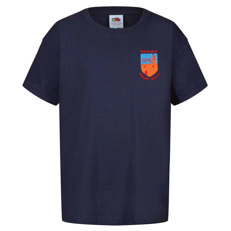 Skelmorlie Primary Staff T-Shirt (Unisex) (RCS5000)