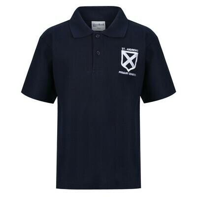 St Andrew's Primary Staff Polo (Unisex) (RCS539M)