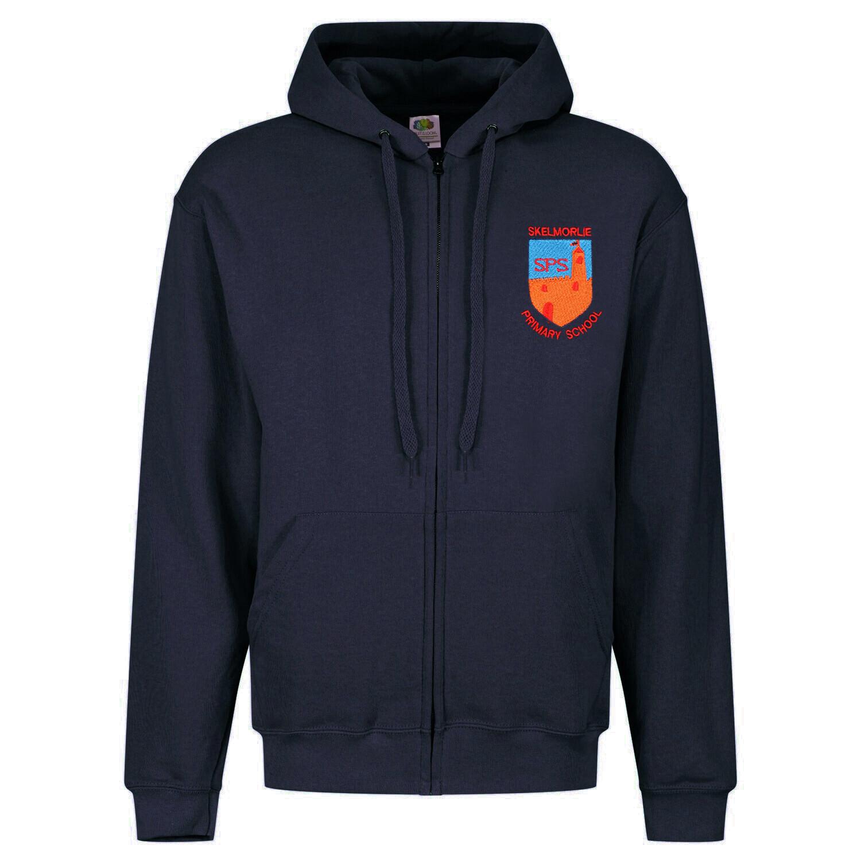 Skelmorlie Primary Staff ZIPPER Hoody (Unisex) (RCSGD58)