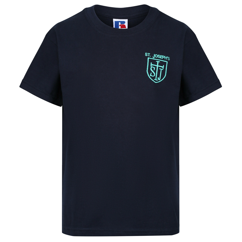 St Joseph's Primary Staff T-Shirt (Unisex) (RCS5000)