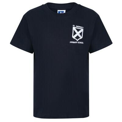 St Andrew's Primary Staff T-Shirt (Unisex) (RCS5000)