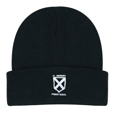 St Andrew's Primary Staff Wooly Hat