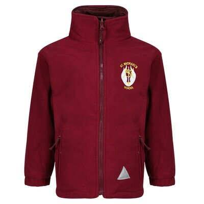 St Michael's Primary Staff Fleece (Unisex) (RCSRS36)