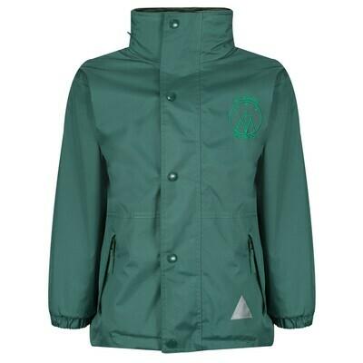 St Mary's Primary Staff Heavy Rain Jacket (Fleece lined)