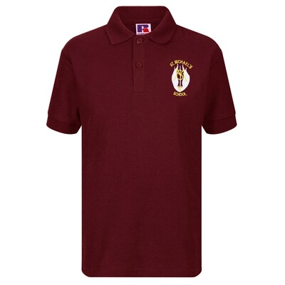 St Michael's Primary Staff Polo (Unisex) (RCS539M)