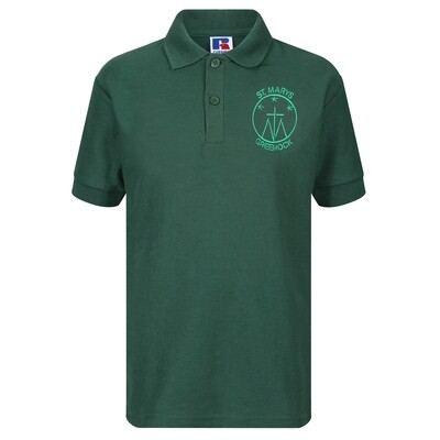 St Mary's Primary Staff Polo (Unisex) (RCS539M)