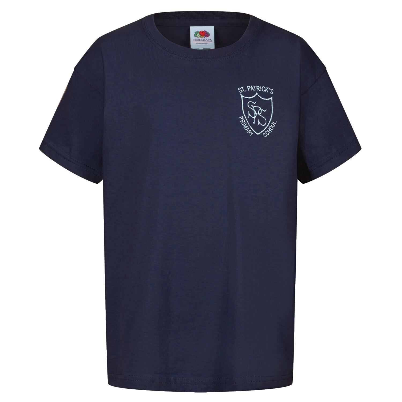 St Patrick's Primary Staff T-Shirt (Unisex) (RCS5000)