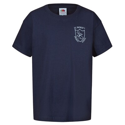 St Patrick's Primary Staff T-Shirt (Unisex) (RCS5000)