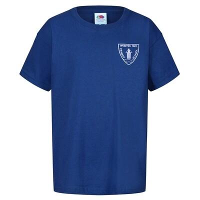 Wemyss Bay Primary Staff T-Shirt (Unisex) (RCS5000)