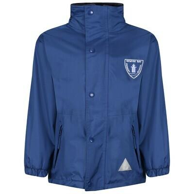 Wemyss Bay Primary Staff Heavy Rain Jacket (Fleece lined)