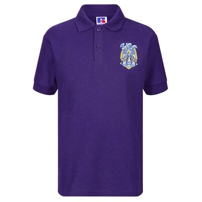 St Muns Primary Staff Polo (Unisex) (RCS539M)