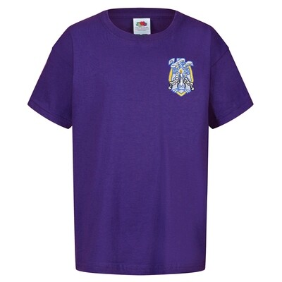 St Muns Primary Staff T-Shirt (Unisex) (RCS5000)
