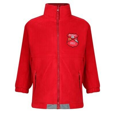 Whinhill Primary Staff Fleece (Unisex) (RCSRS36)