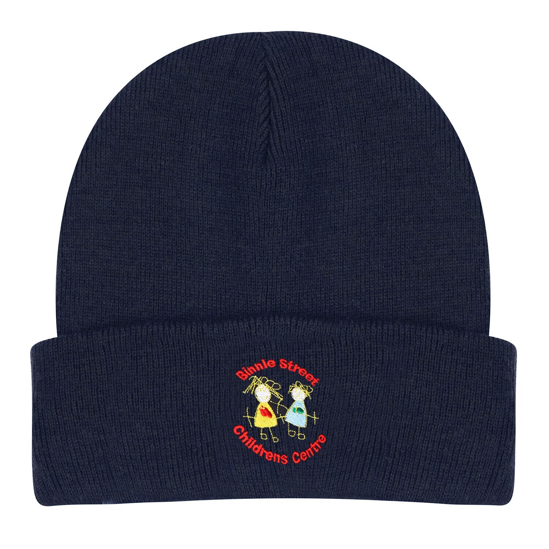Binnie Street Wooly Hat