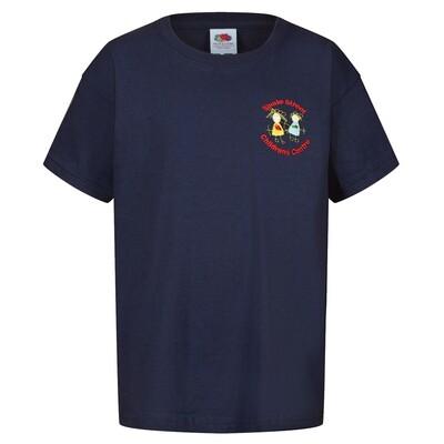 Binnie Street Nursery Staff T-Shirt (Unisex) (RCS5000)