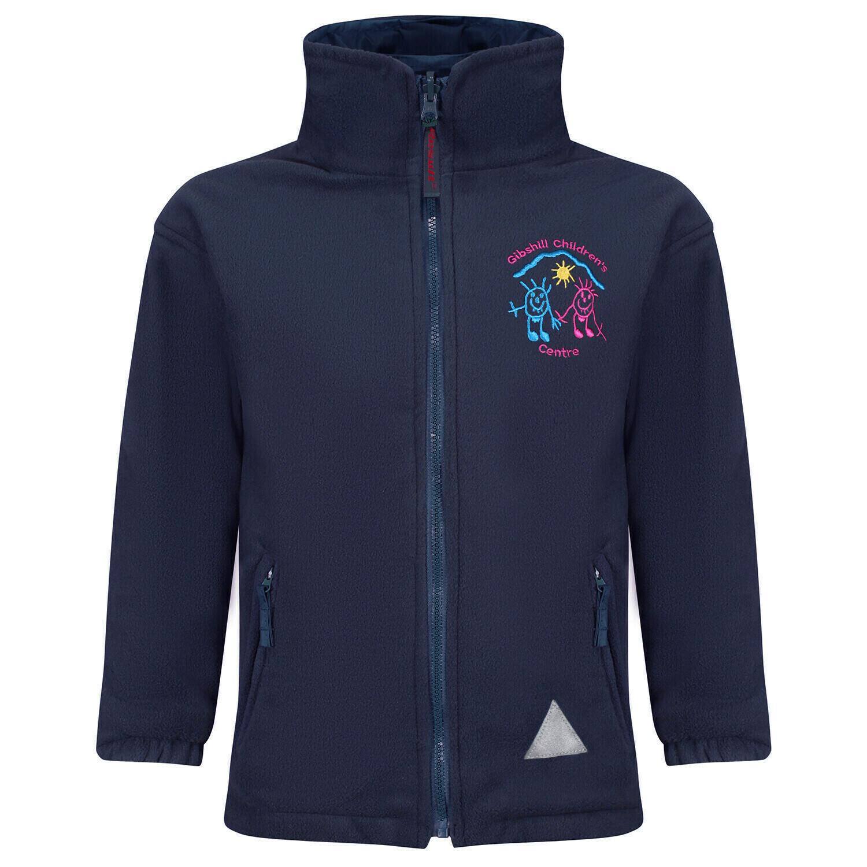 Gibshill Childrens Centre Staff Fleece (Unisex) (RCSRS36)