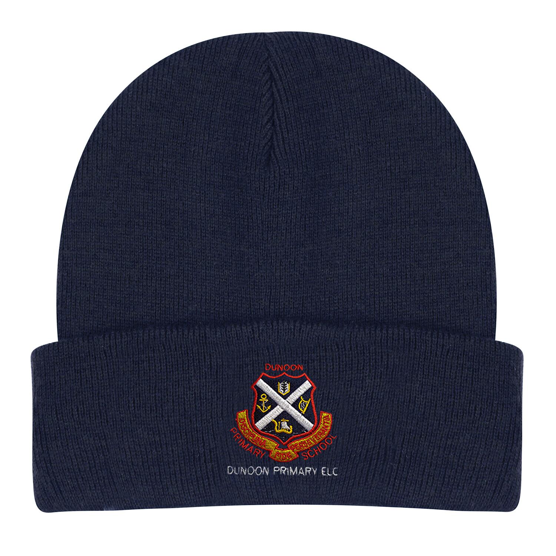 Dunoon Primary ELC Nursery Staff Wooly Hat