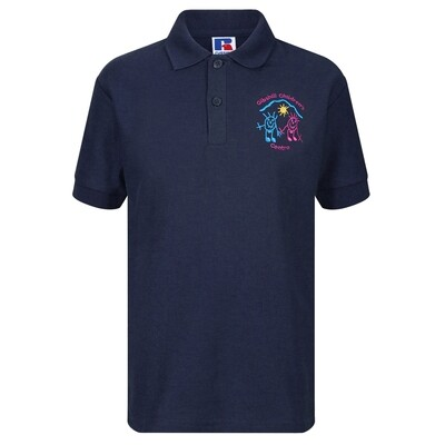 Gibshill Childrens Centre Staff Polo (Unisex) (RCS539M)
