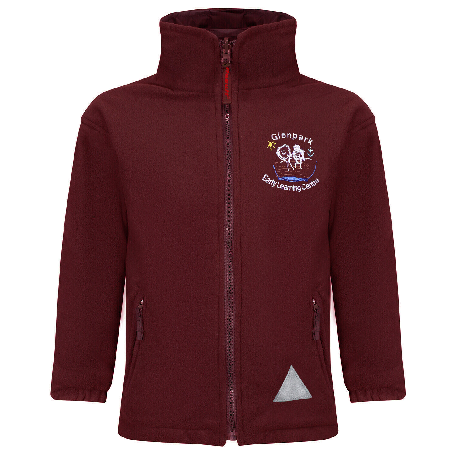 Glenpark ELC Nursery Staff Fleece (Unisex) (RCSRS36)