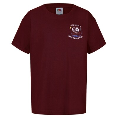 Glenpark ELC Nursery Staff T-Shirt (Unisex) (RCS5000)