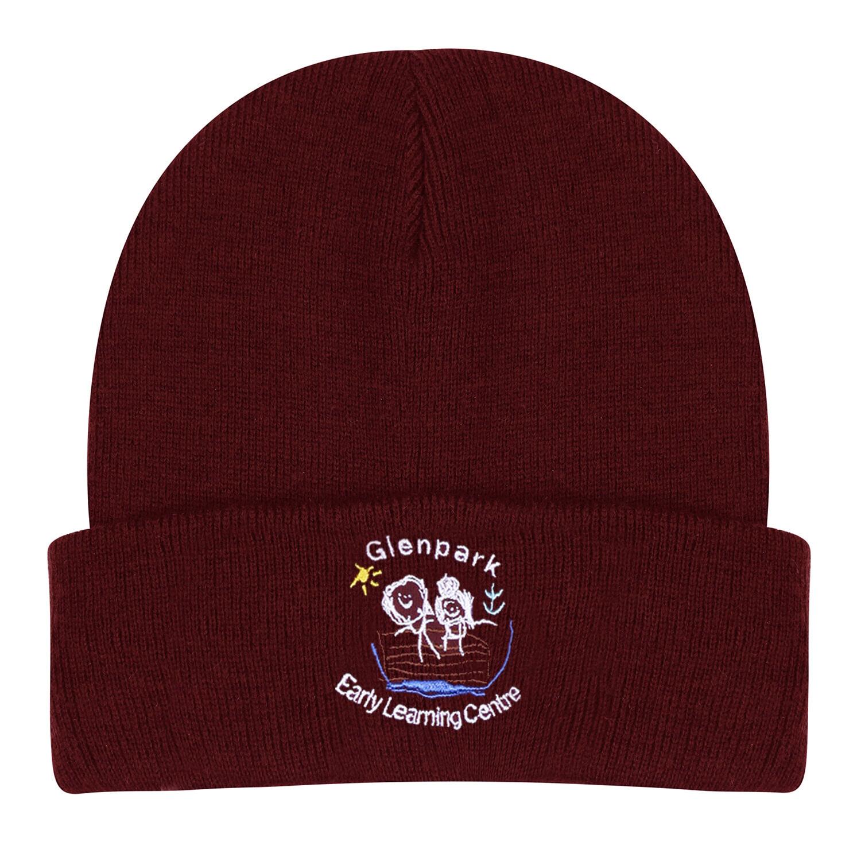 Glenpark ELC Nursery Staff Wooly Hat