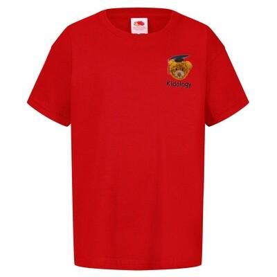 Kidology Nursery Staff T-Shirt (Unisex) (RCS5000)