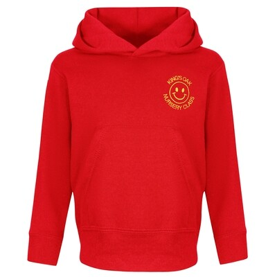King's Oak Nursery Staff Hoody (Unisex) (RCSGD57)