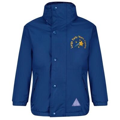 Largs Early Years Nursery Staff Heavy Rain Jacket (Fleece lined)